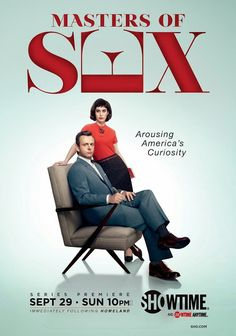 Masters of Sex - I love this Show!!!