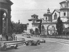 Carrera de cotxes de Montjuic 1970