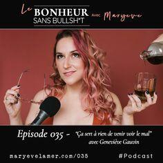 Dans la 3e et dernière partie de mon entrevue avec Geneviève Gauvin, on jase de comment lâcher prise et attendre d'être rendue avant de s'Inquiéter. Elle nous parle aussi de voyage au Japon, de comment elle vie son rôle de maman, de ses prochains projets et... ça se peut qu'on reparle de plantes...🙄. #GenevieveGauvin #LVA #LMB #Entrevue #Podcast #podcastlife #Podcasting #LeBonheurSansBullshit #femmetrepreneur #workinprogress #travailleurautonome #femmedetete #mtlblogger #lifestyleblogger Bullshit, Important, Movie Posters, Lifestyle, Thinking About You, Bonheur, Mom, Beginning Sounds, Film Poster