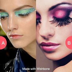 Which look? Click here to vote @ http://getwishboneapp.com/share/4927636