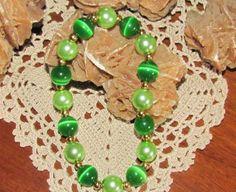 Lo Scrigno delle Perle: Bracciale Green Light