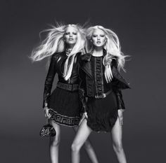 Twin for H&M, by Versace