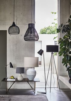 Illuminate your interior with lighting from our Urban Nordic collection. Sleek Scandi style meets industrial design.