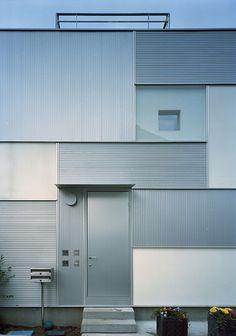 Atelier Tekuto - Layer house, Tokyo 2005. Photos (C) Åke E:son...
