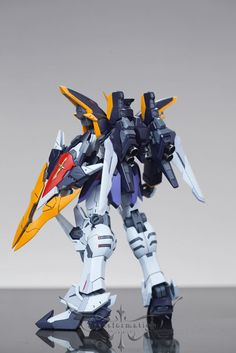 MG 1/100 XXX-G-01D Gundam Deathscythe   Modeled by j invsgz        CLICK HERE TO VIEW FULL POST...