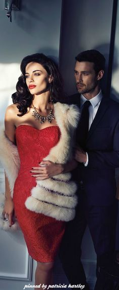 Nicole Meyer for Love Republic Magazine, Fall-Winter 2014 Nicole Meyer, Luxury Couple, Classy Couple, Black Tie Affair, Luxe Life, Male Model, Girl Model, Foto Pose, Fashion Moda