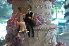 39 de los mejores muñecos de torta para bodas