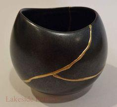 Kintsukuroi Pottery   Gallery - Kintsugi Art Gifts Available For Sale