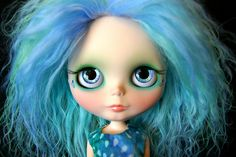 Blythe Don't like her hair but I like her makeup