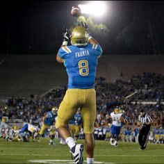 UCLA, Bruins, UCLA football,              Joseph Fauria Donna favorite Bruin!