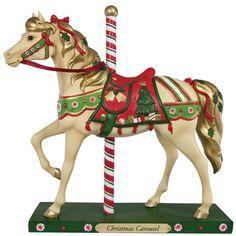 Carousel Statues:  The Trail of Painted Ponies - Registry | trailofpaintedponies.com