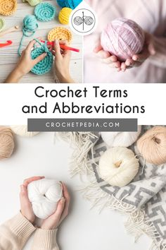 In this article you will find most common crochet terms and crochet abbreviations. Check it out if you want to know what they mean! #crochetterms #learncrochet #crochetabbreviations Crochet Abbreviations, Learn To Crochet, Crochet Hats, Stitch, Patterns, Check, Crafts, Beautiful, Party