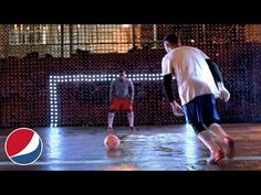 Drone Soccer | Pepsi Max | Genius - YouTube
