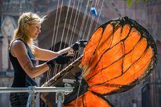 Earth Harp - San Miguel de Allende Photography by Nick Laborde