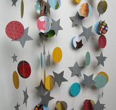 fun garland for a kids room