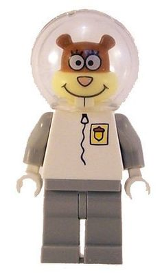 sandy  cheeks  astronaut  LEGO  SpongeBob  SquarePants