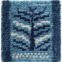 Siirry tuotteeseen Rya Rug, Blue Rooms, Tapestries, Finland, Blanket, Rugs, Crochet, Blue Bedrooms, Hanging Tapestry