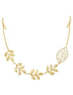 Nietypowa spinka do włosów, którą ozdobisz kok, ułożysz jak opaskę, a dzięki podwójnym zaczepom doskonale utrzyma się na włosach. Spinka ma bardzo modny w tym sezonie motyw listków. Silver, Gold, Jewelry, Jewlery, Jewerly, Schmuck, Jewels, Jewelery, Fine Jewelry