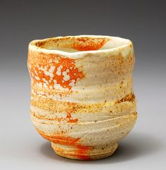 Bianka Groves  |  teabowl. Love this glaze