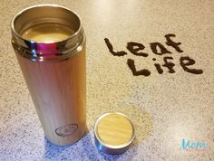 LeafLife Bamboo Tea Tumbler - Perfect for Tea and Coffee Lovers I am going to be really honest here. There are a whole lot of companies that make tumblers who promote that their product will keep beverages hot for X amount of time and cold for X amount. I...