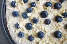 Nízkosacharidový ovocný koláč (fotorecept) - obrázok 2