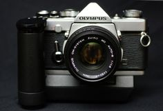 Olympus OM1n professional camera, 2 lenses Winder 1 Hard Case STUDENT SPECIAL ! #Olympus