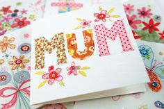 Vintage Mother's Day Cards by Blue Eyed Sun
