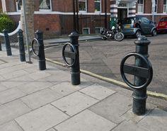 Bollard-Cyclehoops