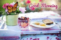 Good Morning Breakfast, Good Morning Good Night, Happy Weekend Images, Morning Board, Cute Gif, Food, Mornings, Dapper, Flowers