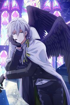 Re:vale - 千 Yuki Hot Anime Boy, Anime Sexy, Anime Boys, Chica Anime Manga, Cute Anime Guys, Anime Halloween, Gothic Halloween, Anime Angel, Anime Cosplay