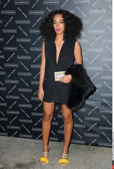 Solange Paris Fashion Week Party - Hollywood Reporter