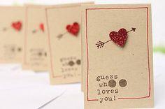 Love Note Cards by MyOwlBarn, via Flickr m