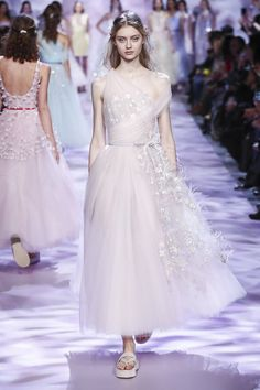 Georges Chakra Couture Spring Summer 2017 Paris
