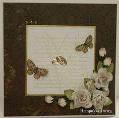 brown wedding card Wedding Crafts, Vines, Wedding Card, Frame, Cards, Brown, Decor, Picture Frame, Decoration