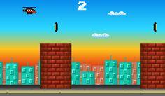 Mayday! screenshot #HTML5 Arcade Game