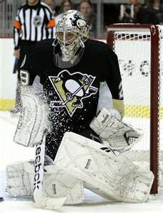 Marc Andre Fleury, photo taken by Ron Morin Pittsburgh Sports, Pittsburgh Penguins Hockey, Men's Hockey, Hockey Players, Hockey Pictures, Lets Go Pens, Marc Andre, Nhl, Football Helmets