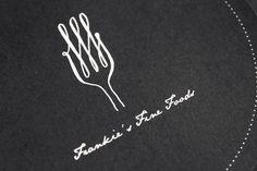 Frankie's Fine Foods Brand Identity by Yerevan Dilanchian
