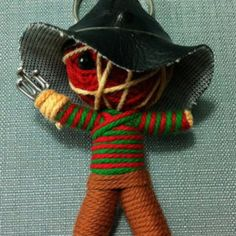 Freddy cruger string voodoo doll