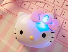 Mini Cute Hello Kitty USB Optical Mouse For PC Laptop IBM DELL HP APPLE Notebook