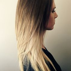 nice 25 Best Ways To Style Brown To Blonde Ombre Hairstyles -- Try Them! Check more at http://newaylook.com/best-brown-to-blonde-ombre-hairstyle/