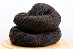 Norwood is a completely Canadian locally-sourced yarn. The Rambouillet-cross fleeces were purchased from a farmer, washed by us here at Sw Hand Dyed Yarn, Knitting Yarn, Yarns, Montreal, Spinning, Ontario, Knits, Bean Bag Chair, Pine
