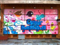 Oh the many culinary delights of Paris, from goose fat fried potatoes to sole meuniere to the simple pleasures of an almond croissant. It seems like there's a Michelin starred joint on every corner, and an equally wonderful cheese shop or bakery to back it up. Here, our favorites of Paris' gastro treasures. (Pictured, Le Comptoir de la Gastronomie)
