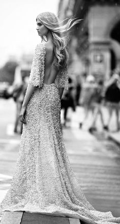 ♔ Elie Saab Love this? Follow us for all things wedding @ www.facebook.com/StLouisPerfectWeddingGuide
