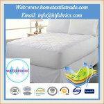 Bamboo Terry Waterproof Anti-bedbug Mattress Protector in USA