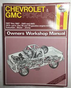 16 best vintage manuals images manual, user guide, truck