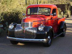 1946 Chevrolet 3100 1/2 Ton Pickup