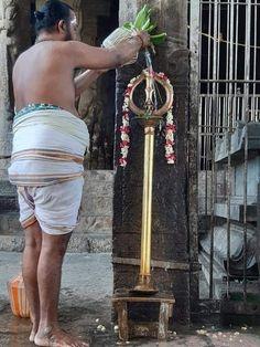 Shiva Statue, Krishna
