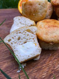 Protein Orange and Almond Mini Cakes