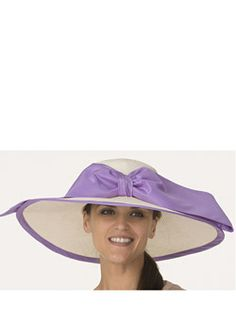 Ladies Jennifer BC Derby Hat