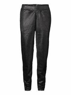 WP - GRAPHIC PANTS #veromoda #trousers #shine #fashion @Veronica MODA